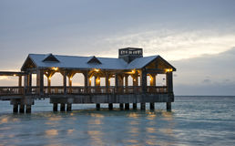 Apalachicola, Florida. Apalachicola sea landscape in Florida, United States Stock Images