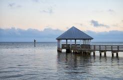 Apalachicola in Florida, USA Stockbilder