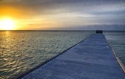 Apalachicola, la Floride images libres de droits