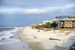 Apalachicola, la Floride, Etats-Unis photographie stock libre de droits