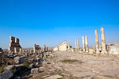 apamea Συρία Στοκ εικόνες με δικαίωμα ελεύθερης χρήσης