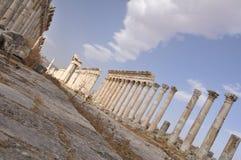 apamea Συρία Στοκ Φωτογραφία