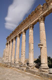 Apamea ruins Stock Image