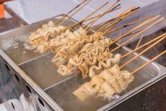 Apanese ιαπωνικά τρόφιμα Oden Στοκ εικόνα με δικαίωμα ελεύθερης χρήσης