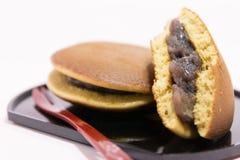 Apanese-Süßigkeiten Stockfotografie
