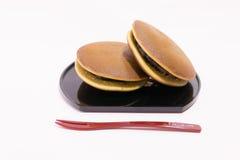 Apanese-Süßigkeiten Lizenzfreie Stockfotografie
