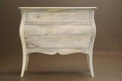 Aparador de madera clásico Imagenes de archivo