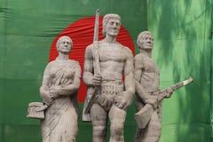 Aparajeyo bangla at Dhaka Royalty Free Stock Photography