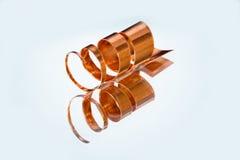 Aparas de cobre foto de stock royalty free