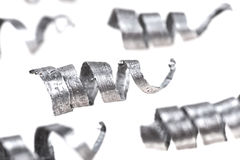 Aparas do metal Imagens de Stock Royalty Free