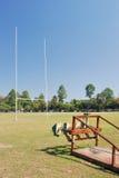 aparata futbolowy rugby szkolenie Obrazy Stock