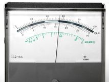 Aparato de medición Fotografía de archivo