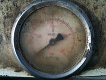 Aparato de medición Imagen de archivo libre de regalías