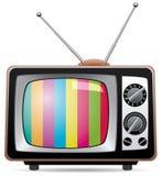 Aparato de TV retro Imagenes de archivo