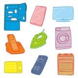 Aparato electrodoméstico Fotografía de archivo libre de regalías
