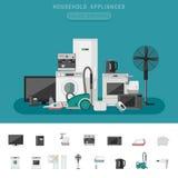 Aparato electrodoméstico Foto de archivo libre de regalías