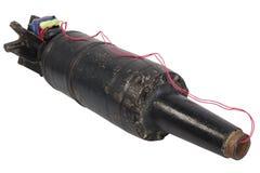Aparato explosivo improvisado IED del proyectil del tanque Imagenes de archivo
