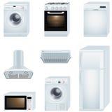 Aparatos electrodomésticos Fotos de archivo