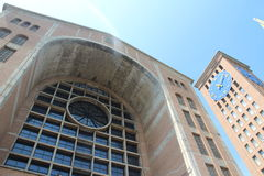 Aparecida巨大的大教堂做Norte 库存图片