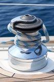 Aparejo azul Foto de archivo