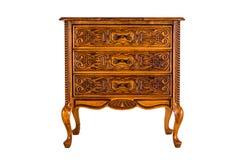 Aparelhador de madeira velho imagem de stock royalty free