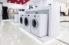 Aparelho eletrodoméstico na loja imagens de stock royalty free