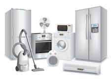 aparelhos electrodomésticos Imagem de Stock Royalty Free