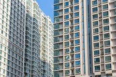 Apartament buildings Royalty Free Stock Photos