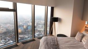 Apartament Highnorm με το όμορφο cityview Στοκ εικόνες με δικαίωμα ελεύθερης χρήσης