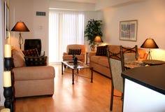 apartament hotelowy Zdjęcia Royalty Free