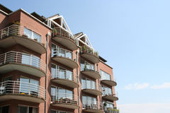 Apartamento Imagens de Stock Royalty Free
