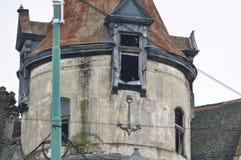 Apartamento abandonado Fotografía de archivo