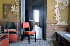 Apartamento abandonado foto de archivo