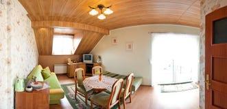 Apartamento de estudio Fotos de archivo