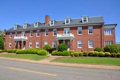 Apartamento de Histoirc en Fort Monroe, Hampton, VA, los E.E.U.U. Foto de archivo