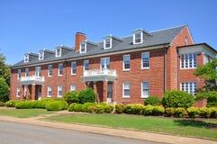 Apartamento de Histoirc en Fort Monroe, Hampton, VA, los E.E.U.U. Fotografía de archivo libre de regalías