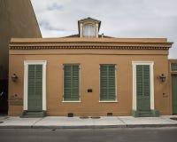 Apartamento del barrio francés Foto de archivo libre de regalías