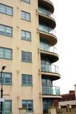 apartamento do beira-mar Imagem de Stock Royalty Free