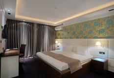 Apartamento do hotel Imagem de Stock Royalty Free