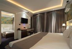 Apartamento do hotel Foto de Stock