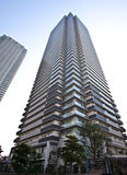 Apartamento elevado da torre da ascensão Fotos de Stock