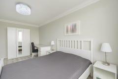 Apartamento espertamente e exclusivamente arranjado Fotografia de Stock Royalty Free