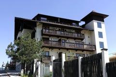 Apartamento europeu do estilo Imagens de Stock