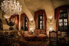 Apartamento luxuoso Imagens de Stock Royalty Free