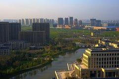 Apartamento nacional de los atletas de los juegos de Shenyang foto de archivo