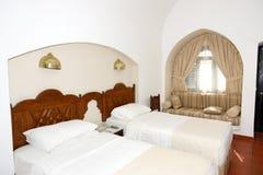 Apartamento no hotel de luxo Imagens de Stock Royalty Free