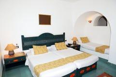 Apartamento no hotel de luxo Fotos de Stock Royalty Free