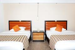Apartamento no hotel de luxo Fotografia de Stock Royalty Free