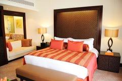 Apartamento no hotel luxuoso Fotografia de Stock Royalty Free