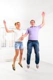 Apartamento novo Imagens de Stock Royalty Free